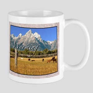 Wyoming Mugs