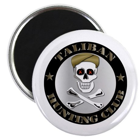 Emblem - Taliban Hunting Club Magnet