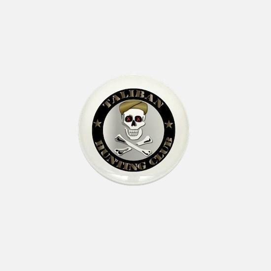 Emblem - Taliban Hunting Club Mini Button