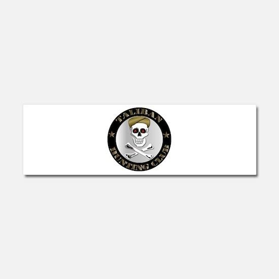 Emblem - Taliban Hunting Club Car Magnet 10 x 3