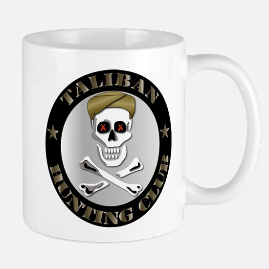 Emblem - Taliban Hunting Club Mug