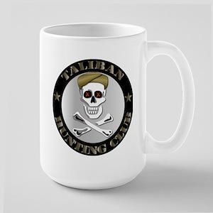 Emblem - Taliban Hunting Club Large Mug