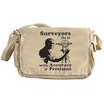 SurveyorsDoIt Messenger Bag