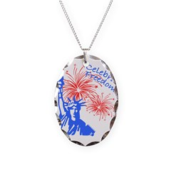Freedom Liberty Necklace