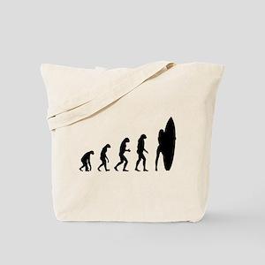 Evolution cowboy Tote Bag