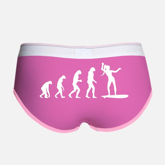 Evolution surfing Women's Boy Brief