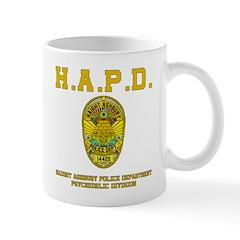 HAIGHT ASHBURY POLICE DEPT. Mug