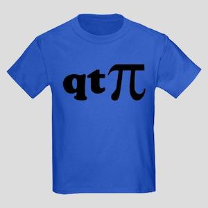 qtPi Kids Dark T-Shirt