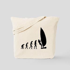 Evolution windsurfing Tote Bag