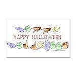 HalloweenCC Car Magnet 20 x 12