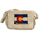 ILY Colorado Messenger Bag