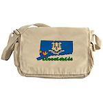 ILY Connecticut Messenger Bag