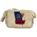 ILY Georgia Messenger Bag