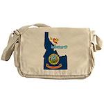 ILY Idaho Messenger Bag