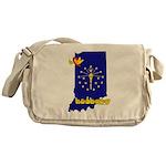 ILY Indiana Messenger Bag