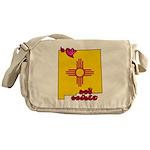 ILY New Mexico Messenger Bag