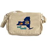 ILY New York Messenger Bag