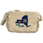 ILY New York Messenger Bag