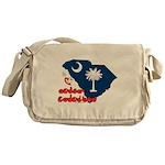 ILY South Carolina Messenger Bag