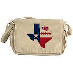 ILY Texas Messenger Bag