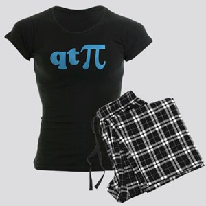 qtPi Women's Dark Pajamas