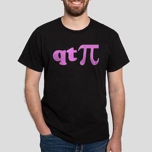 qtPi Dark T-Shirt