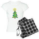 ILY Christmas Tree Women's Light Pajamas