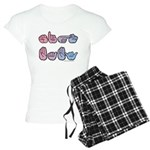 PinkBlue SIGN BABY SQ Women's Light Pajamas