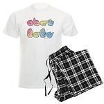 Pastel SIGN BABY SQ Men's Light Pajamas