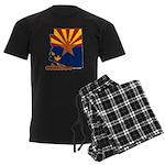 ILY Arizona Men's Dark Pajamas