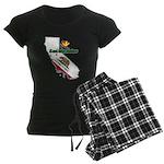 ILY California Women's Dark Pajamas