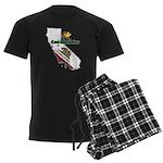 ILY California Men's Dark Pajamas