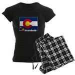 ILY Colorado Women's Dark Pajamas