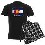 ILY Colorado Men's Dark Pajamas