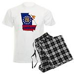 ILY Georgia Men's Light Pajamas