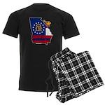 ILY Georgia Men's Dark Pajamas