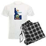 ILY Idaho Men's Light Pajamas