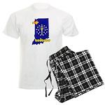 ILY Indiana Men's Light Pajamas