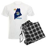 ILY Maine Men's Light Pajamas