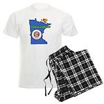 ILY Minnesota Men's Light Pajamas