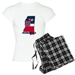 ILY Mississippi Women's Light Pajamas