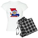 ILY Missouri Women's Light Pajamas