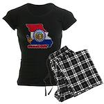 ILY Missouri Women's Dark Pajamas