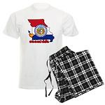 ILY Missouri Men's Light Pajamas