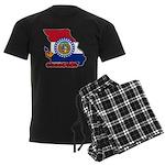 ILY Missouri Men's Dark Pajamas