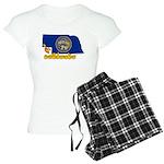 ILY Nebraska Women's Light Pajamas