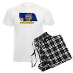ILY Nebraska Men's Light Pajamas