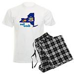 ILY New York Men's Light Pajamas