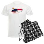 ILY North Carolina Men's Light Pajamas