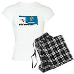 ILY Oklahoma Women's Light Pajamas